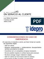 5 Estrellas en Servicio Al Cliente - Modulo 4