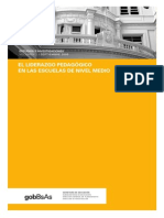 Liderazgo Pedagógico en El Nivel Medio 2005