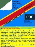 Trabalho sobre Congo