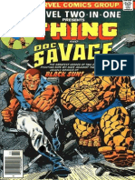 Marvel Two in One 21 Vol 1