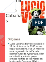 Guerrilla de Lucio Cabañas