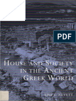 Nevett, 1999 - House and Society in the Ancient Greek World