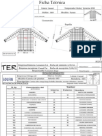 Fichas tecnicas de indumentaria