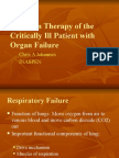 1. Dr. Christian Johannes, SpAN -Critically Ill Patient With Organ Failure-2