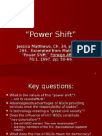 Power-Shift2 Power Point