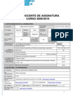 28001201 - Ampliación Fisica (ITA-Mec) -09-10