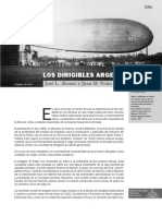 Dirigibles Argentinos - J. Alonso y J. Peña