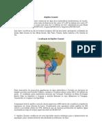 Aquifero Guarani Com Imagem