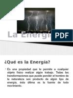 La Energía. Física