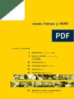 Casas Iranzo y MMI de José María Sostres