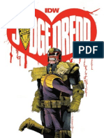 Judge Dredd #29 Preview