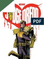 Judge Dredd #29 Preview