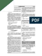 D.S. N° 008-2014-TR.- PRECISAN CTS DU 001-2014