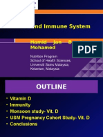 3. Prof. Dr. Hamid Jan - Vitamin D and Immunity-230415