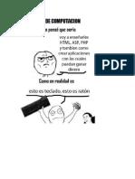 Clase de Computacion