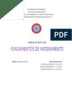 Fundamentos de Manteninimiento-1