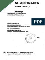Fraleigh Algebra Abstracta 3ed[1]