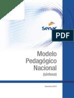 Modelo Pedagogico Sintese