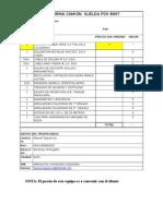 Proforma PCH 8997