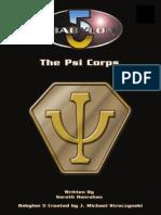 Babylon 5 RPG (1st Ed.)-The Psi Corps