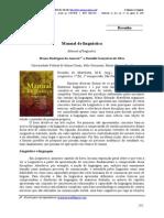 Martelotta. M. E. Manual de Linguística. São Paulo Contexto, 2008 (P.113-114 157-191).1.0