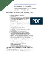Onco Salud en Chimbote