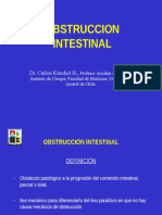 7. Obstruccion Intestinal