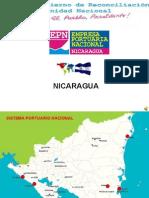 Puerto Corinto EPN Nicaragua.