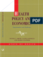 37 - Health Policy and Economics - 2005