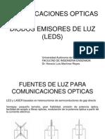 Diodos Emisores de Luz (Leds)