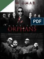 Digital Booklet - Meet the Orphans