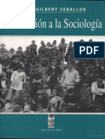 Libro de Introduccion a La Sociologia