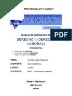 DERECHO LABORAL- EXPOSICIÓN PARA EL LUNES 26-05-2014.docx