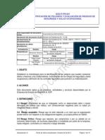 1. GSO-P-PR-001 Peligros y Riesgos A8