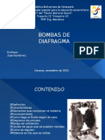 Bombas Diafragma
