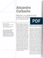 Cuadernos de Argentina Reciente, Nº 4 Año 2007. Guerra de Malvinas