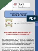Flexion Pura-concreto armado I