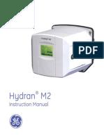 Instruction Manual Hydran M2