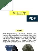Elmes2 6v - Belt