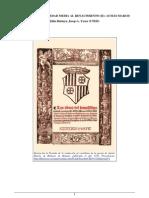 La Lirica de La Edad Media Al Renacimiento