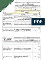 Planilla Multicriterio de Evaluaciones