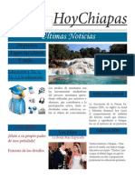 Diario HoyChiapas Abril 2015
