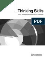 Thinking Skills stuff