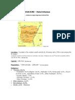 Plan de Rugaciune - Arkansas