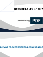 Fundamentos Ley Concursal