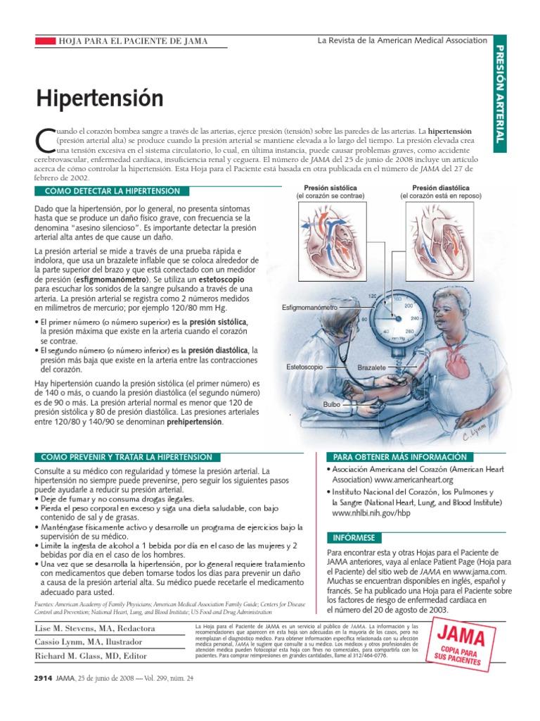 hipertension arterial - Hipertensión - Presión sanguínea