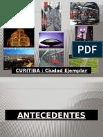 Curitiba Ciudad Ejemplar