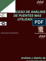 Presentación Analisis de Ptes. Mas Utilizados