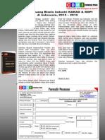 Studi Peluang Bisnis Industri KAKAO & KOPI di Indonesia, 2015 – 2019