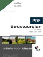 Tekstboek Structuuplan Dilbeek Versie Gr1 2009